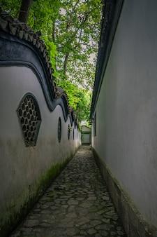 Jardín viejo de china