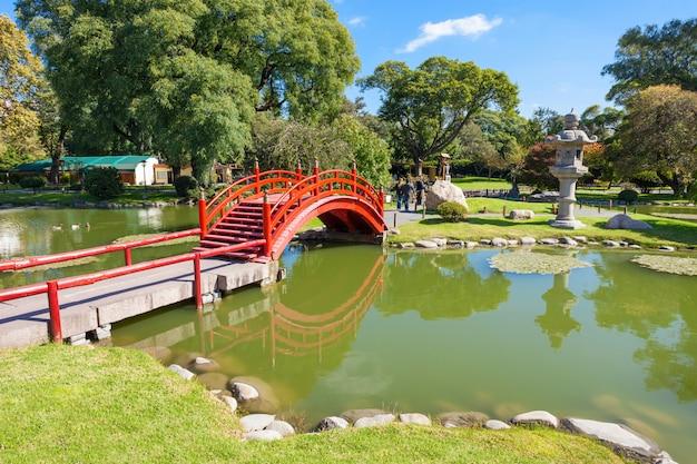 Jardines japoneses de buenos aires