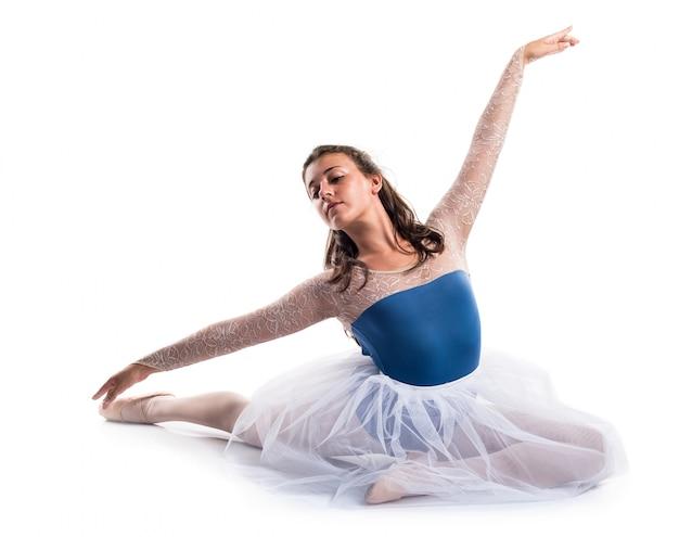 Joven bailarín