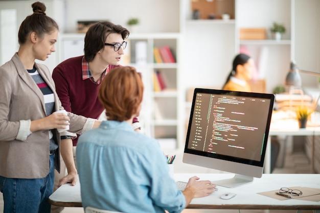 Jóvenes programadores
