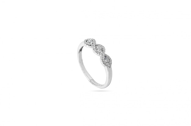 Joyas de anillo de diamantes
