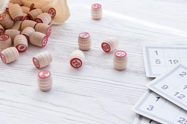 Juego de mesa lotto