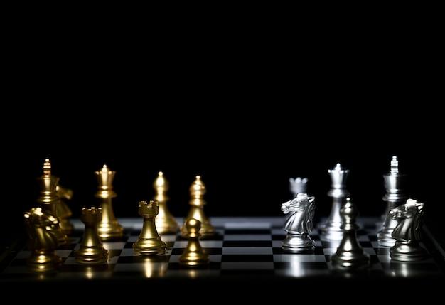 Juego de tablero de ajedrez para competición y estrategia.