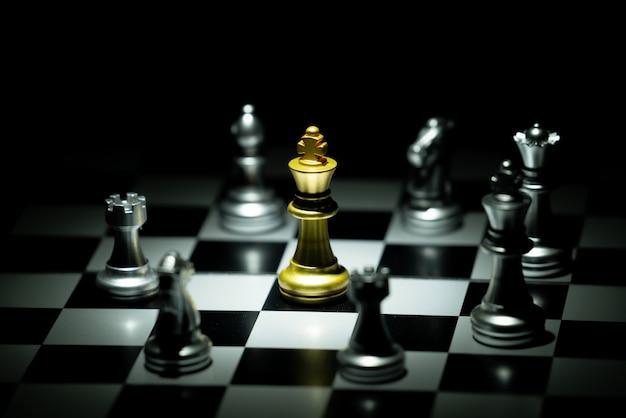 Juego de tablero de ajedrez