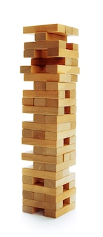 Juegos de colapso de la construcción