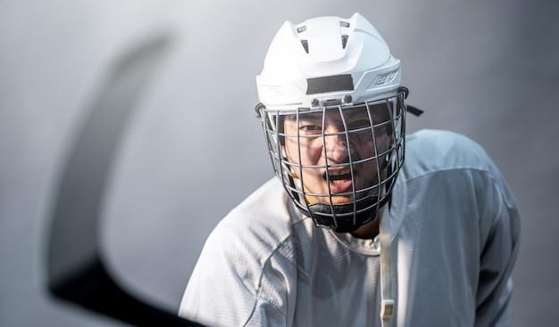 Jugador profesional de hockey sobre hielo
