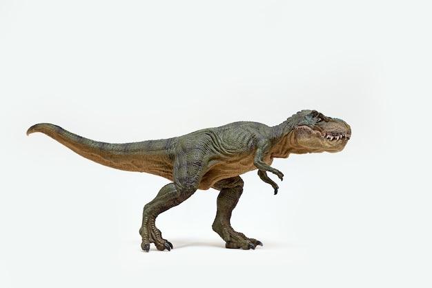 Juguete realista de tyrannosaurus