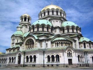 Katedrála alexandr nevski, sofía, bulgari