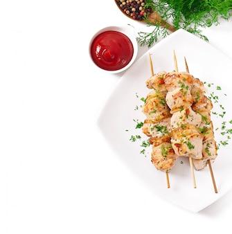 Kebab fresco