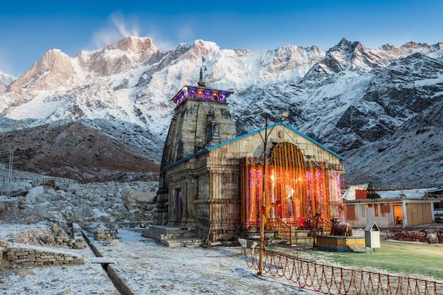 Kedarnath en la india