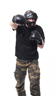 Krav maga luchador