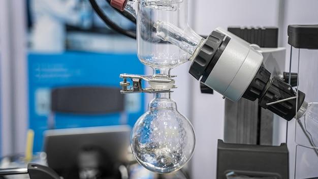 Laboratorio de equipamiento sanitario en ciencias
