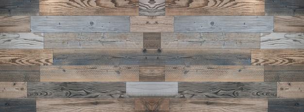 Láminas de madera surtidas, panel de madera largo