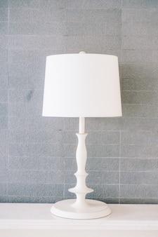 Lampara de luz blanca