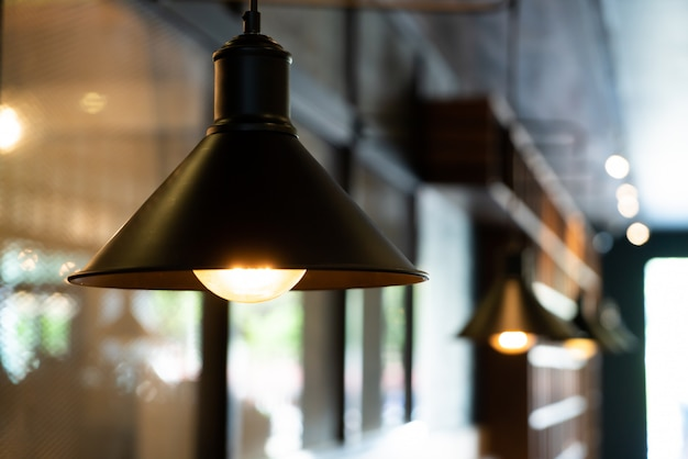 Lámpara de luz colgante