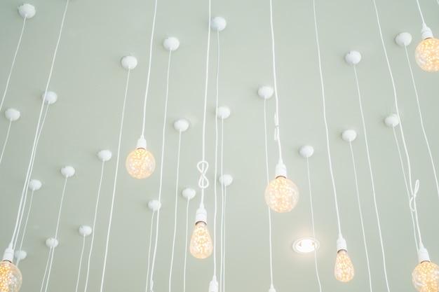 Lámpara de luz de techo