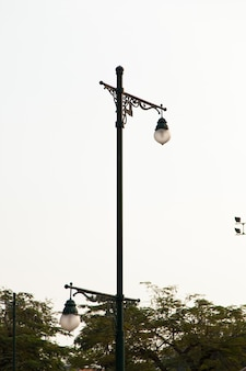 Lámparas de poste