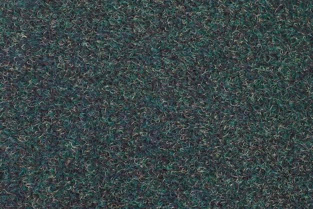 La lana verde se puede utilizar para el fondo.