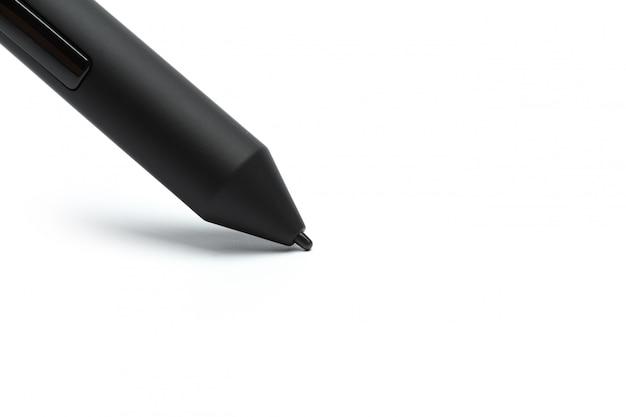 Lápiz para ilustradores y diseñadores, aislado sobre fondo blanco