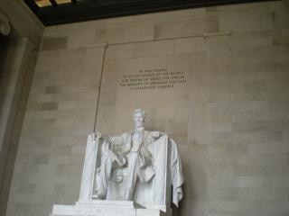 Lincoln memorial conmemorativo