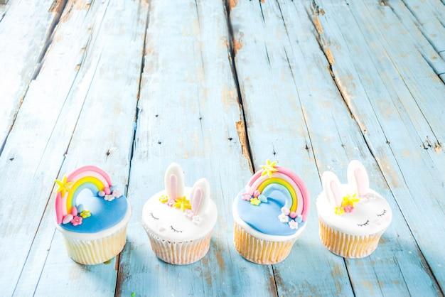 Lindos pastelitos caseros de pascua