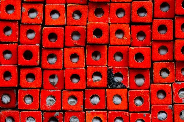 Línea moderna y colorida de mortero para el fondo o el espacio de textura para su contenido.