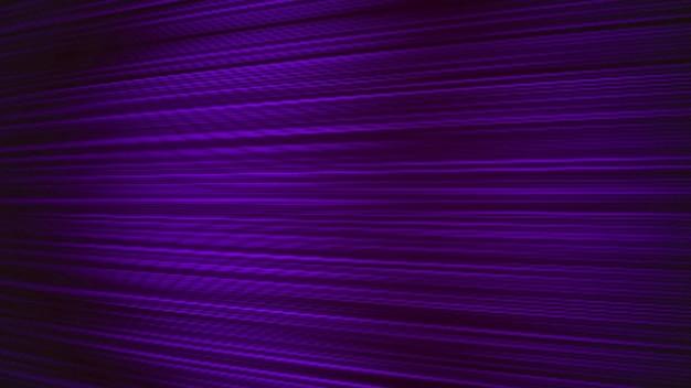 Líneas de movimiento abstracto con ruido en estilo años 80, fondo retro. estilo de ilustración 3d de juego dinámico elegante y lujoso