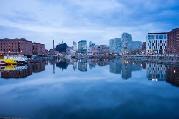 Liverpool, albert dock, inglaterra, reino unido.