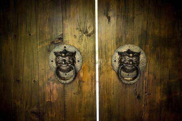 Llamador de la puerta