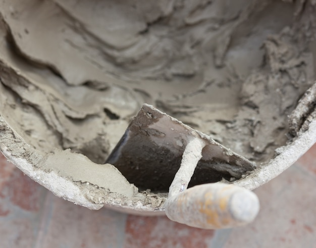 Llana y cemento