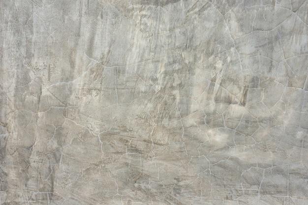 El loft de pared de yeso muy popular, hermoso modelo con el patrón de grietas.