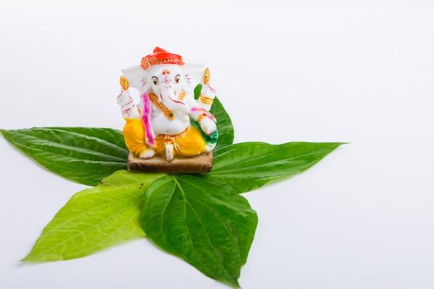 Lord ganesha, festival indio de ganesh