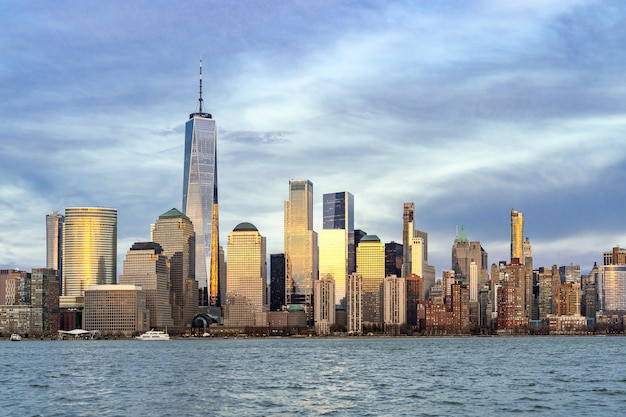 Lower manhattan nueva york