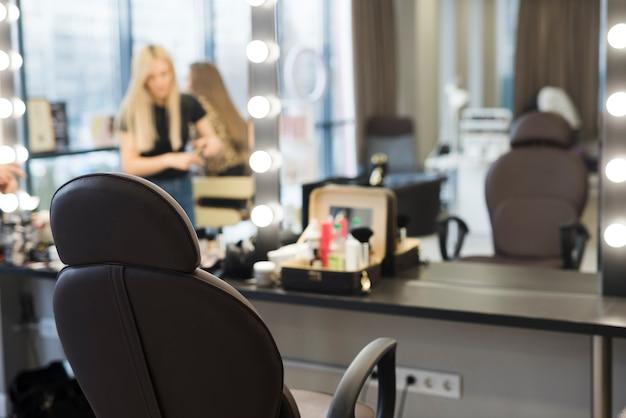 Lugar de trabajo peluquería