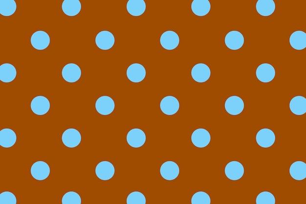 Lunares azules con fondo de colores