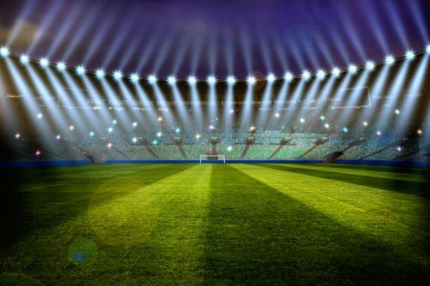 Luz del estadio