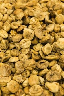 Macro de frutos secos