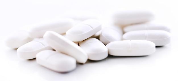Macro de pastillas