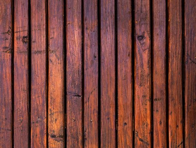 Madera vieja marrón
