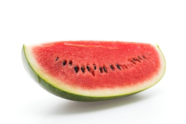 Madura sabrosa fruta cruda rayada