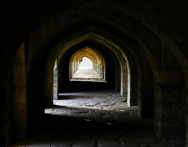 Mahal túnel rey shiva palacio