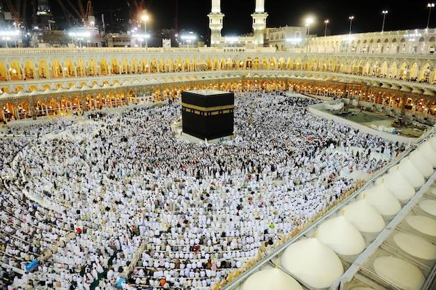 Makkah kaaba hajj musulmanes