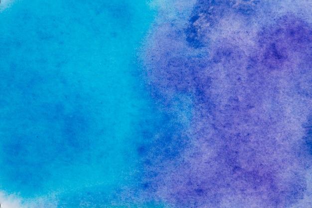 Manchas de acuarela de colores claros. fondo abstracto pintado