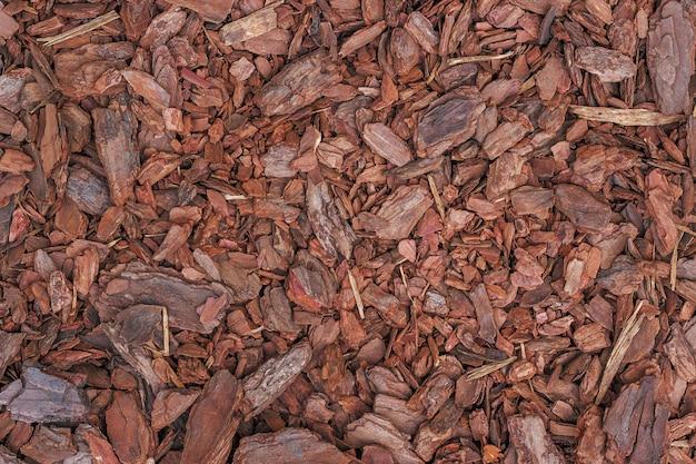 Mantillo de pino