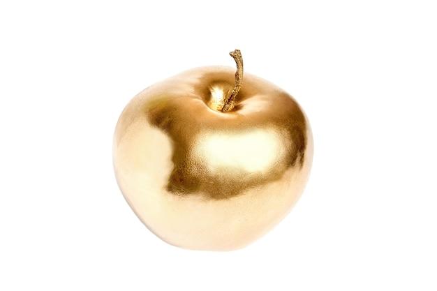 Manzana de oro de la discordia, aislado