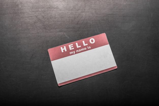 Maqueta de plantilla de tarjeta de visita