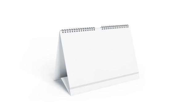 Maqueta de pulsera de goma blanca en blanco en mano, aislado
