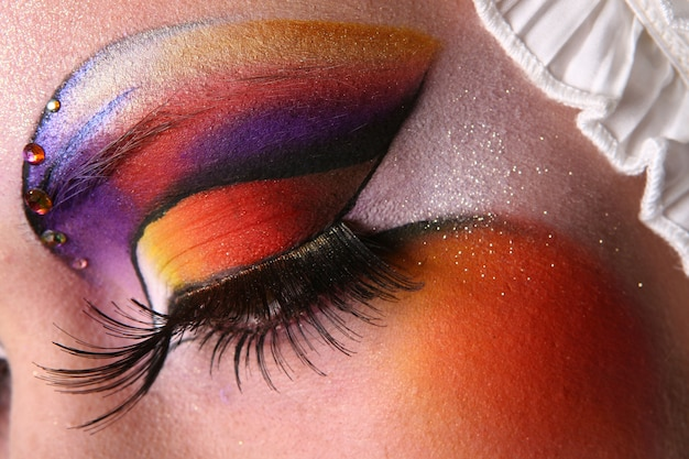 Maquillaje bachkstage
