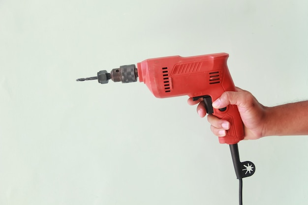 La máquina es para reparar electrodomésticos.