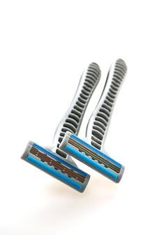 Maquinilla de afeitar para la afeitadora